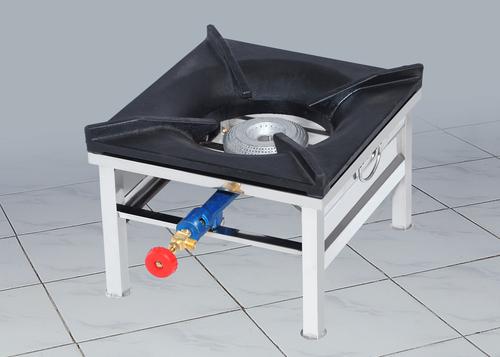 Single Stove With Gas Range