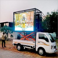 Mobile LED Screen For Advertisement