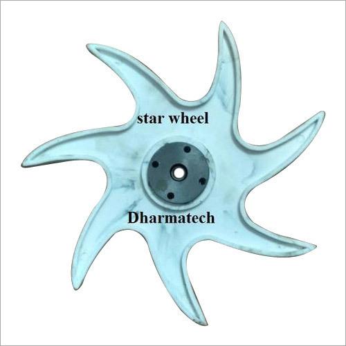 White Star Wheel