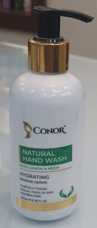 Conor Natural Hand Wash