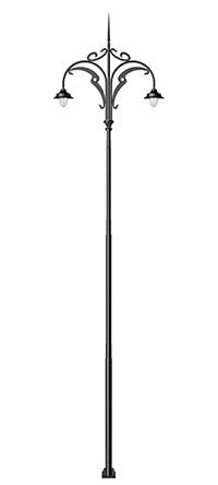 Decorative Light Poles