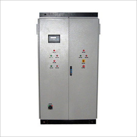 Industrial AC Drive Panel
