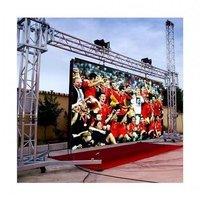 led backdrop video wall