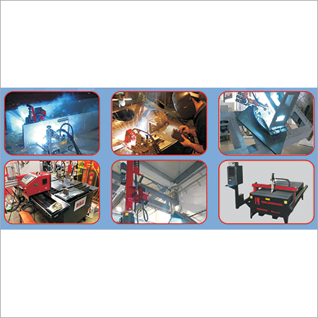 Welding And Cutting Automation