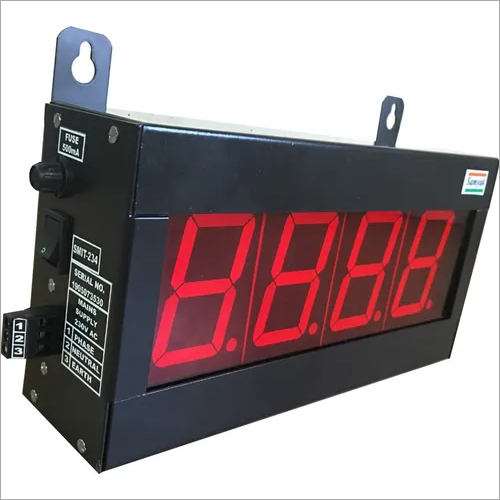 Jumbo Display 2.3 inch 4 Digits SMIT 234