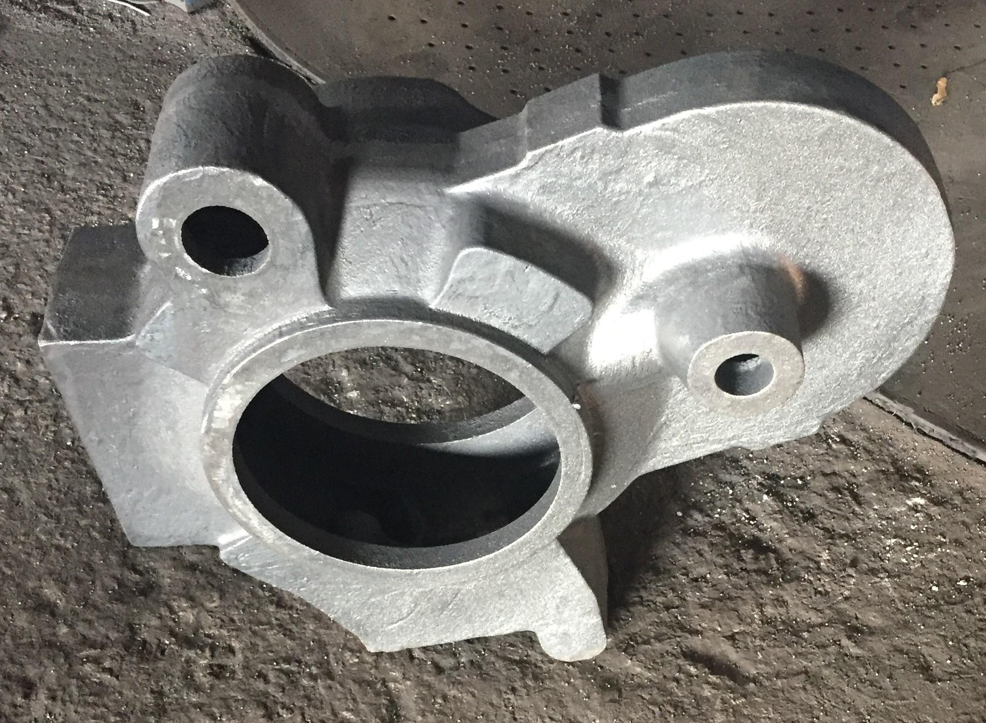 Machine Parts CI Casting