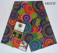 Imitation Wax Print Fabric