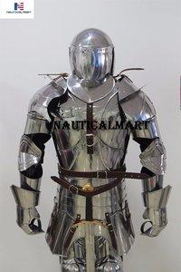 NauticalMart Spanish Knight Full Suit of Medieval Armor Wearable Halloween Costume