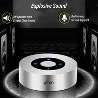 pTron Sonor 5W Bluetooth Speaker with Touch Control & Mic