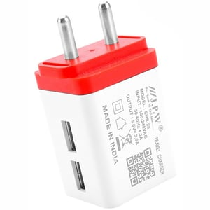 JPW 3.4 AMP FAST CHARGER FREE CABLE(JW-41)