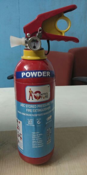 1 Kg ABC Type Fire Extinguisher