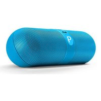 pTron Streak 3W Pill Shape Bluetooth Speaker with Mic, Music Control