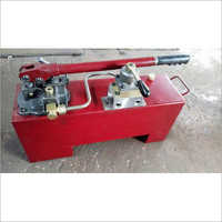 Double Acting Hydraulic Hand Pump