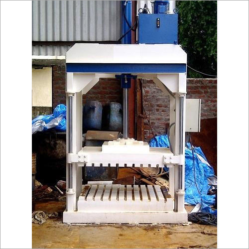 Hydraulic Bailing Press Machine