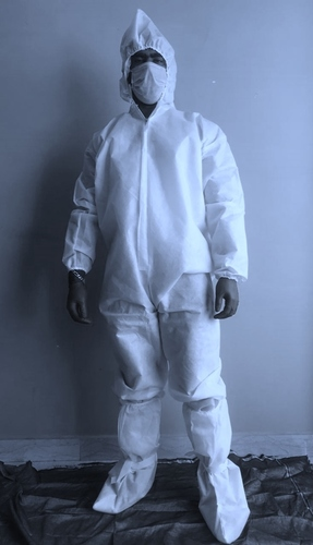 Coverall Of PPE Kit