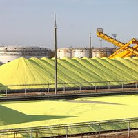 Yellow Sulfur Granulated