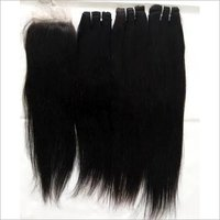 Burmese Straight Virgin Human Hair