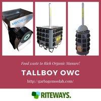 Tallboy Organic Waste Composter