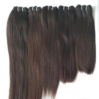 Brazilian Soft Straight Natural Colour Hair Bundles