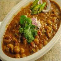 Tasty Chole Masala