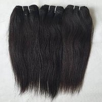 Natural indian straight with 5x5 Lace Closure