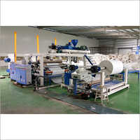 Extrusion Lamination Coating Plant