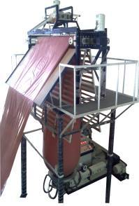 Multi Layer Blown Film Plant