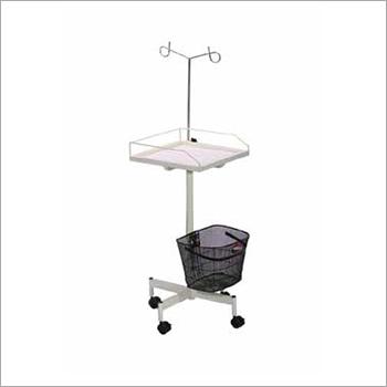 Hospital ECG Trolley