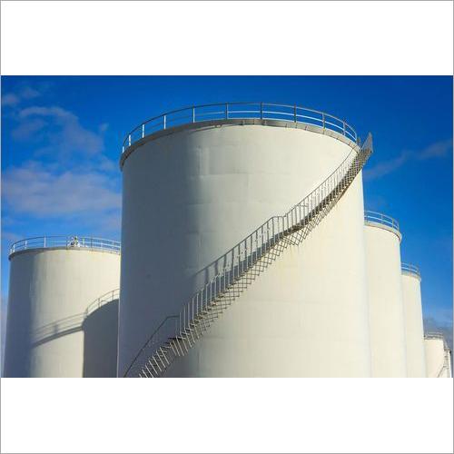 Industrial Fuel Storage Tank