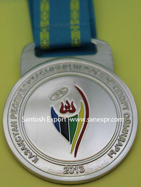 Silver Medal