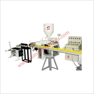 Wire And Cable Coating Plant