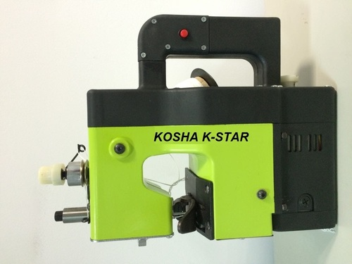 Kosha K-Star Ultra Light Weight Bag Closer Machine