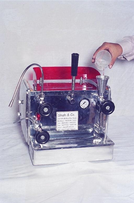 Espresso Steamer Coffee Machine