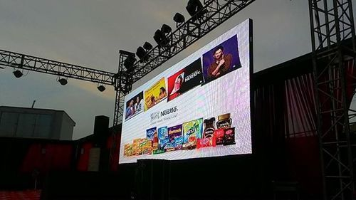 Big Screen Display