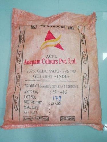 Scarlet Chrome (Anupam Colours P Ltd)