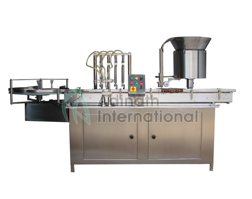 Vial Filling Machine