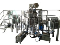 Ointment Manufacturing Plant