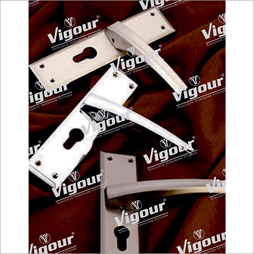 Chrome Plate Mortise Handle