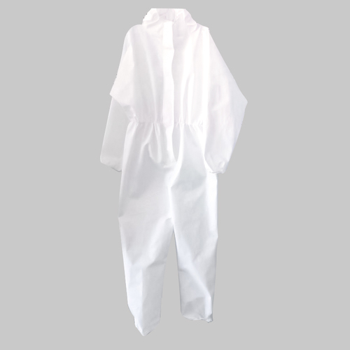 Non-woven PE Medical Disposable Protective Suit