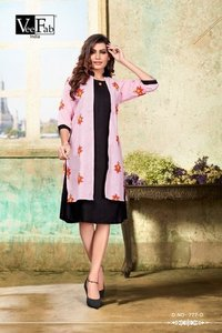 Fancy Shrug Type Kurti