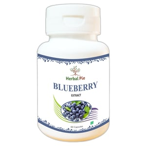 Bluberry Extract Capsules