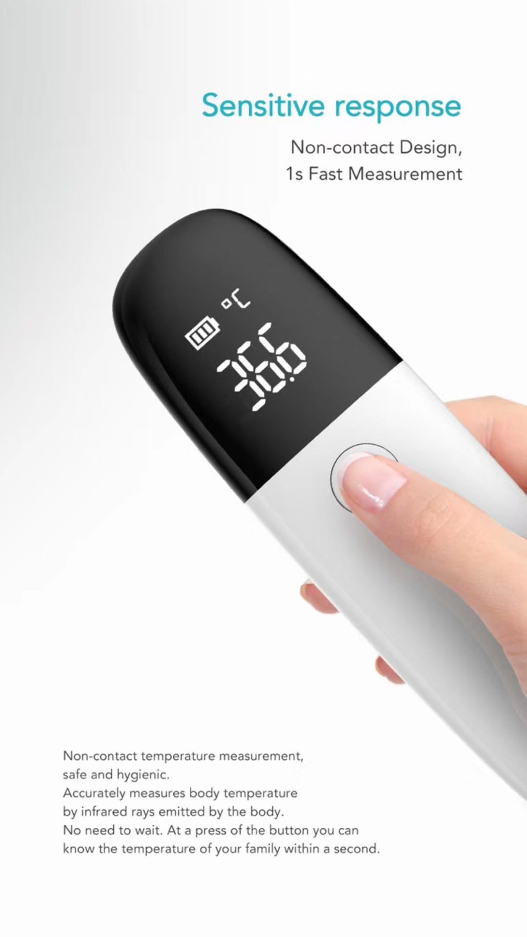 Smart Infrared Thermometer
