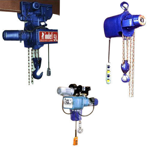 Indef Electric Chain Hoist Baby Model