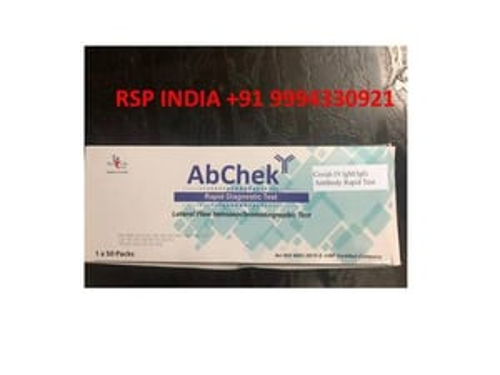 Abchek Rapid Diagnostic Test