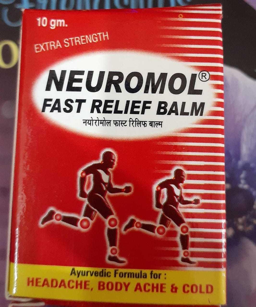 Neuromal Pain Relief Balm