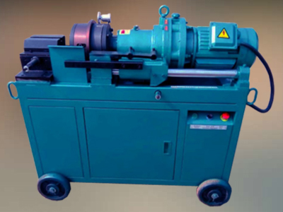 Rebar Rolltec Machine