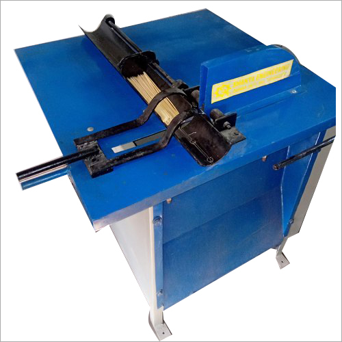 Automatic Bamboo Stick Sizing Cutting Machine