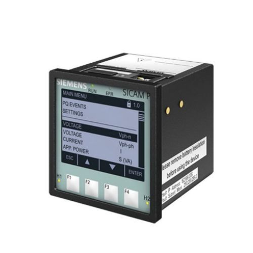 Siemens SICAM P855 Power quality instrument
