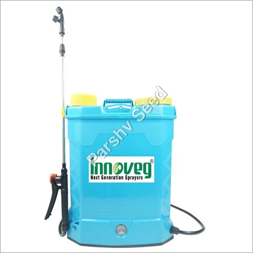 Prathvi 12/12 Battery Powered Knapsack Sprayer