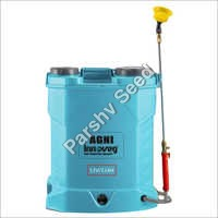 Agni Double Pump Battery Powered Knapsack Sprayer